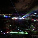 Eden Park Stadium show