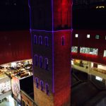 Melbourne Shot Tower - Installation